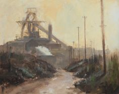 The Big Furnace, Redcar by Tim Goffe