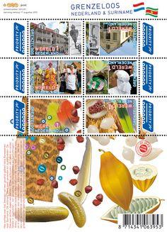 grenzeloos-nederland-suriname-vel1  Suriname, Spakenburg en Friesland #Friesland #Utrecht #Spakenburg