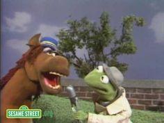 Sesame Street: Kermit Reports News On Humpty Dumpty