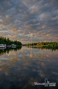 Torch River Sunset 1