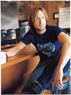 Keith Urban - no need to say anything more.