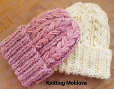 knitting_moldova instagram Moldova, Headbands, Crocheting, Knitted Hats, Knit Crochet, Knitting, Instagram, Craft, Sewing Tips