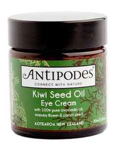 Antipodes ® Kiwi Seed Oil Eye Cream Augenpflege