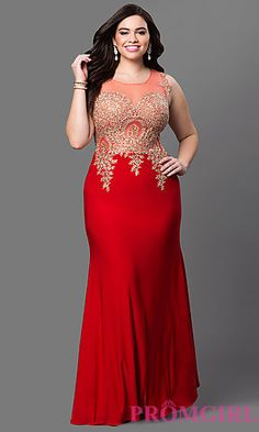 277 Best Plus Size Gowns images | Plus size