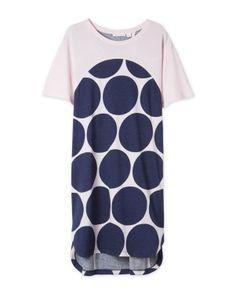 Circle Print Pyjama Nightie | Woolworths.co.za