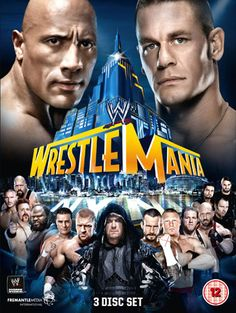WWE WRESTLEMANIA 29 [DVD Review]