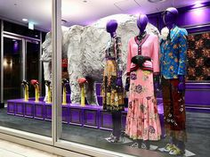 """DOVER STREET MARKET GINZA, Tokyo, Japan, """"Exclusive Pre-Fall Collection"""", pinned by Ton van der Veer"""
