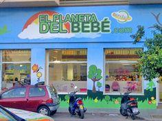 EL PLANETA DEL BEBÉ · Málaga, situada en la calle Blas de Lezo, 29, dispone de una gran exposición en el centro de Málaga de mobiliario infantil Alondra y artículos de puericultura.