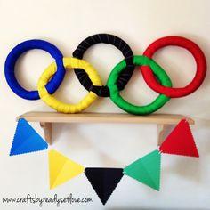 Olympics - Crafts by: readysetLove
