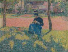 Henry van de Velde: Del neoimpresionismo al Art Nouveau - TrianartsTrianarts