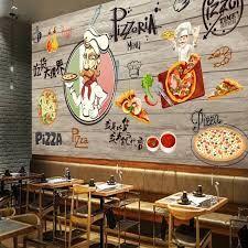 Resultado de imagen para decoracion de restaurantes de pizzas
