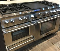"I was impressed last year to have learned so much about Thermador while at KBIS. The induction cooktop, the 30"" 5-burner Pro Harmony Range, and the star burners were all new to me then; and..."