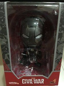 Amazon.com: Civil War Captain America War Machine Mark III 3 Cosbaby VER.NEW: Toys & Games