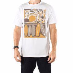 2a3ba60ea21d Low Tide - Men's T-shirt - White Surf Wear, Surf Outfit, Summer