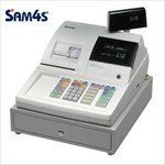 SAM4s ER-5115 II Cash Register by SAM. $419.99. Features a fast, reliable Epson receipt/journal printer that provides single-line validation for merchants who require document validation. Uses lower cost plain paper and provides long-lasting easy-to-read receipt and sales journal records.