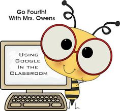 Google in the Classroom-Writing Collaboration as seen on Fourth Grade Friends    www.fourthgradefriends.com