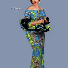How do you want your ankara blessings to come? Ankara's prints and fabrics are really a blessing to mankind. The ankara styles you will be seeing are so sweet and lovely. African Fashion Ankara, Latest African Fashion Dresses, African Dresses For Women, African Print Fashion, Africa Fashion, African Attire, African Wear, Ghanaian Fashion, African Prints