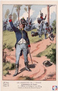 voltigeurs d'infanterie légère