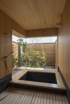 五軒邸モデルハウス/浴室