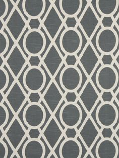 Lattice Bamboo Fabric (2 yards) by Robert Allen@Home at Gilt