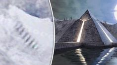 AMAZING! Giant STAIRCASE Found In Antarctica Has Sparked Mystery!