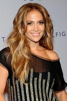 Jennifer Lopez and her many shades of caramel/ butterscotch