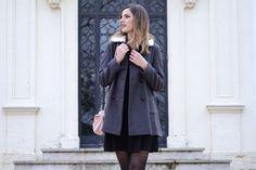 La pré-collection d'hiver de Sezane Coat, Jackets, Collection, Fashion, Winter, Down Jackets, Moda, Sewing Coat, Fashion Styles