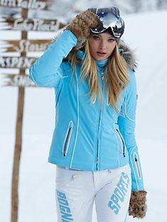 mona-tp blue jacket with fur