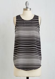 Keep it in Line Top, @ModCloth