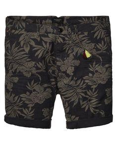 Hawaiian Shorts  - Scotch