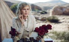 Nicole Kidman by Peter Lindbergh for American VOGUE