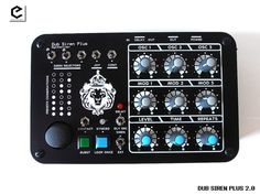 Dub siren  synthesiser Plus V2.0   and delay by Elettrorama