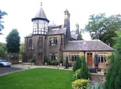 6 bedroom detached house  Kirkheaton, Huddersfield - me oh my!! LOVE it.  Why are all the most awesome houses built in little obscure hamlets of England?  ... scratch that, Why am I not an independently wealthy author, hiding out in an obscure little hamlet in England??