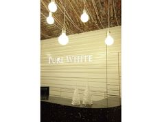 Pure White Hotel - #reception