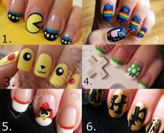 nails, nails and nails