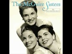 """""""Sugartime"""" - McGuire Sisters (1958) ... great memories of mom cleaning the house singing this song with the record on.. :)"""