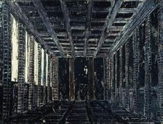 Anselm Kiefer - To the Supreme Being (first meet with his work)