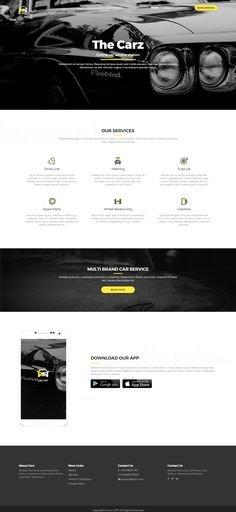 Carz : Free html template. Download : http://www.themeswild.com/template/Carz