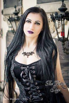 Lady Macbeth Gothic Model