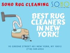 Maintain cleanliness and good hygiene level at your place with Carpet cleaning NYC services. We use organic and completely chemical free products for cleaning purposes. It leaves a pleasant smell and healthy environment at you place. Call us today Rug Cleaning Services, Cleaning Companies, Healthy Environment, Best Carpet, Carpet Cleaners, Cool Rugs, How To Clean Carpet, Soho, Nyc
