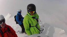 Heli-skiing in the epic scenery of Alaska in April 2013. Enjoy the ultimate pow lines! Shot 100% by GoPro Hero2. Edited by http://www.puukkopaja.fi