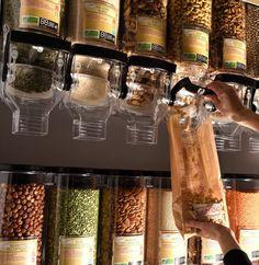 """""""Juste Bio"""" S'engage pour l'avenir de la planète. Packaging, Engagements, Cooking, Recipes, Natural Cosmetics, Food Items, Kraft Bag, Canning Jars, Kitchen"""