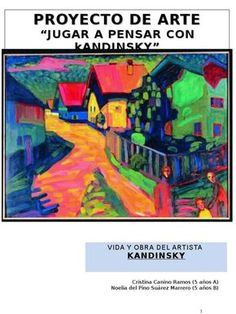 Scribd is the world's largest social reading and publishing site. Wassily Kandinsky, Museum Education, Art Education, Painting For Kids, Art For Kids, Philosophy For Children, Kandinsky For Kids, Art Classroom Decor, Artist Project