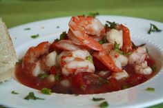Easy Cioppino in the Slow Cooker