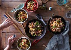 Shrimp Fried Rice / Bon Appetit