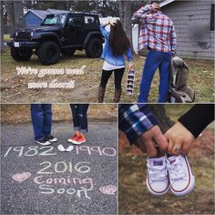 Baby Announcement! Jeep baby!! 2016