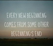 Is this the beginning or the end?