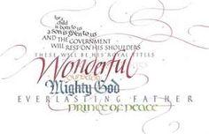 Psalms 82:6 , John 1:1 , Isaiah 9:6