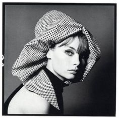 Jean Shrimpton in the 60s could be a photo taken today!