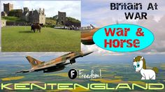 War & Horse Festival at Dover Castle is Day 22 of Vlogmas. Called War and the Horse, the two-day showcase on September 21 celebrated the nobility, beau. Dover Castle, Two By Two, Entertainment, War, Horses, Animals, Animales, Animaux, Animal